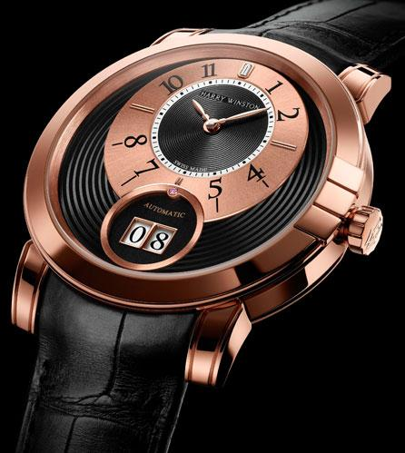 El Only Watch Midnight Big Date de Harry Winston