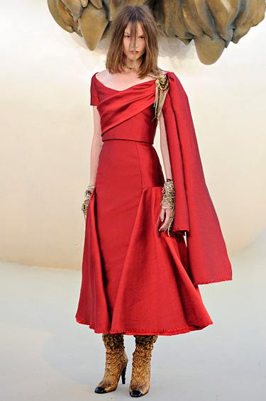 Chanel 1 - Colección Alta Costura Otoño-Invierno 2010
