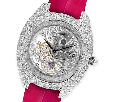 DeWitt 1 - El reloj Dame de Pressy y el Twenty-8-Eight