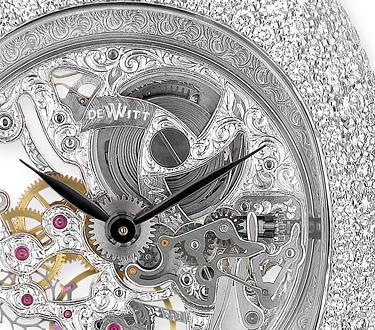 DeWitt 2 - El reloj Dame de Pressy y el Twenty-8-Eight