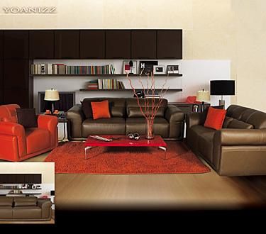Tutto Pelle 2 - Yoanizz - Los muebles de piel más deseados de México.
